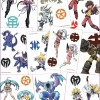 Bakugan Tattoos
