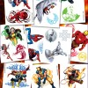 Marvel Tattoos 2