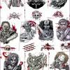 Terror Tattoos