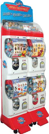 tomy vending machine